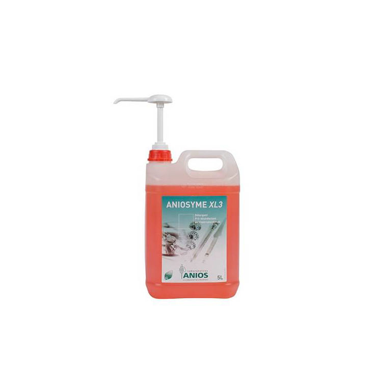 Mynd Aniosyme XL3 5L með 25ml pumpu