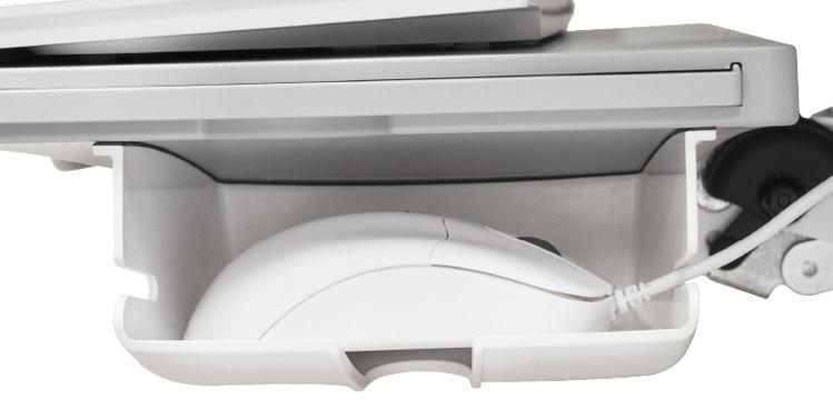 Mynd Hummingbird LCD rafknúinn tölvuvagn