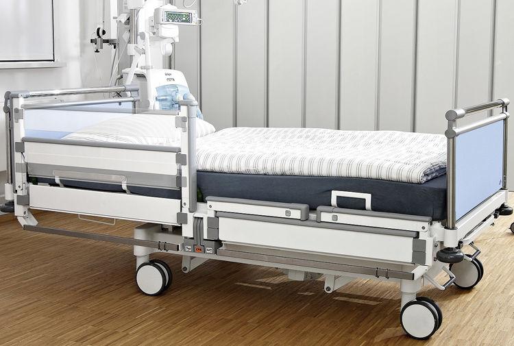 Mynd Sicuro Pesa ICU sjúkrahúsrúm