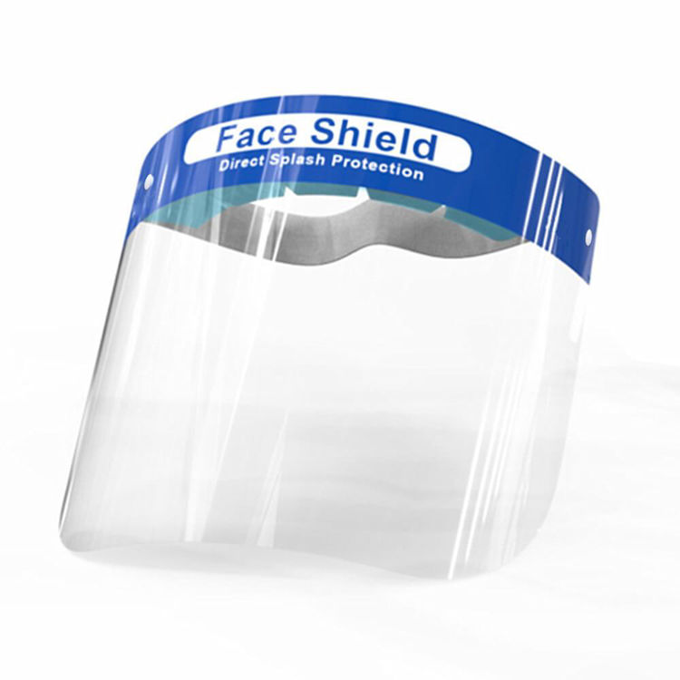 Mynd Andlitshlíf (Face Shield)